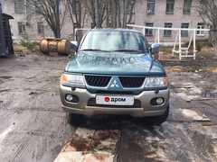Вологда Pajero Sport 2004