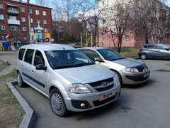 Иркутск Ларгус 2012