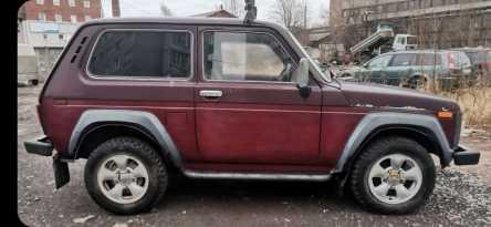 Архангельск 4x4 2121 Нива 2007