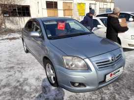Кызыл Avensis 2007