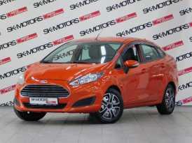 Сургут Ford Fiesta 2015