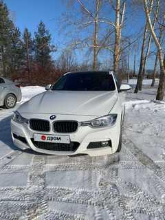 Архангельск BMW 3-Series 2016