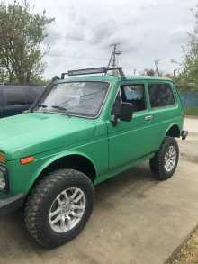 Краснодар 4x4 2121 Нива 1984