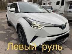 Москва Toyota C-HR 2018