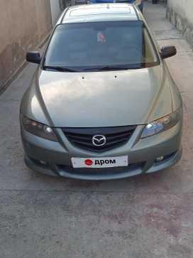 Бахчисарай Mazda6 2003