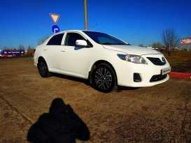 Набережные Челны Corolla 2012