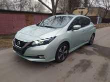 Москва Nissan Leaf 2018