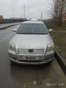 Елец Avensis 2004