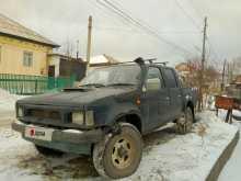 Красноярск Datsun 1989