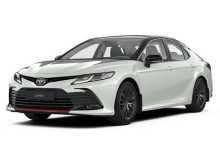 Москва Toyota Camry 2021