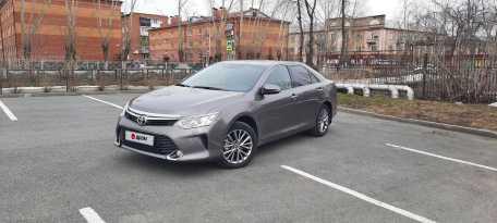 Мариинск Toyota Camry 2015