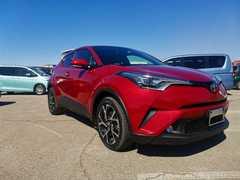 Иркутск Toyota C-HR 2017