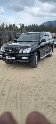 Таксимо LX470 1998