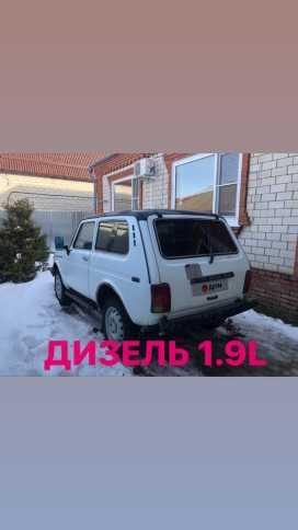 Усть-Лабинск 4x4 2121 Нива 2001