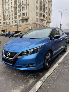 Москва Nissan Leaf 2020