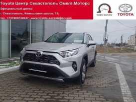 Севастополь Toyota RAV4 2021