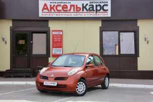 Киров Nissan Micra 2008