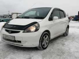 Иркутск Honda Fit 2003