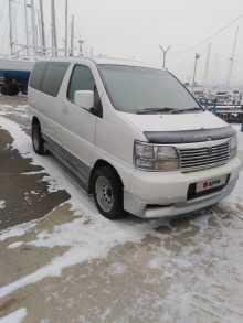 Иркутск Caravan Elgrand