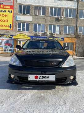 Улан-Удэ Toyota Allion 2003