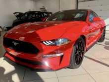 Пермь Mustang 2019