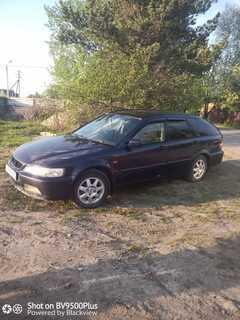 Тюмень Honda Accord 2000