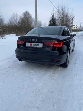 Смоленск Audi A3 2014
