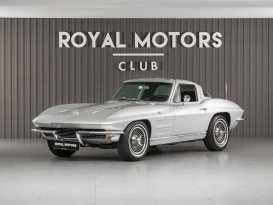 Москва Corvette 1964