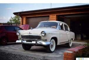 Тула ГАЗ 21 Волга 1960