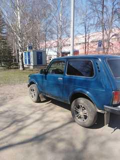 Рубцовск 4x4 2121 Нива 2014