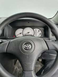 Челябинск Corolla Runx 2002