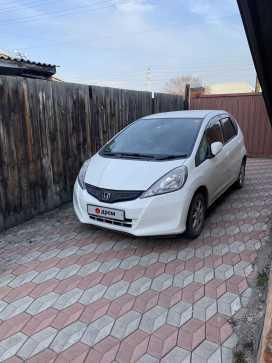 Черногорск Honda Fit 2013