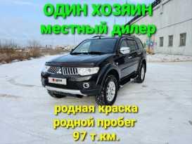Улан-Удэ Pajero Sport 2012