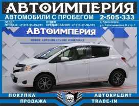 Красноярск Toyota Vitz 2012
