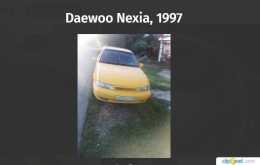 Краснодар Nexia 1997