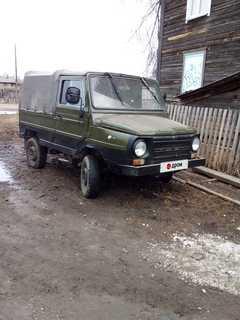 Лесосибирск ЛуАЗ 1983
