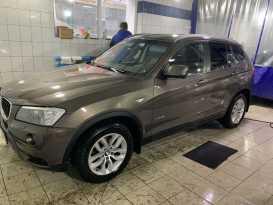 Омск BMW X3 2013