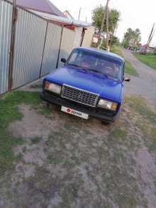Новоалтайск 2107 1991