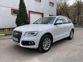Москва Audi Q5 2015