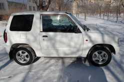 Краснокаменск Pajero Mini 2004
