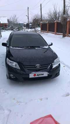 Астрахань Corolla 2008