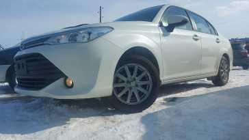 Якутск Corolla Axio 2017