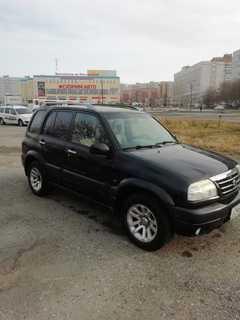 Новосибирск Grand Vitara 2005