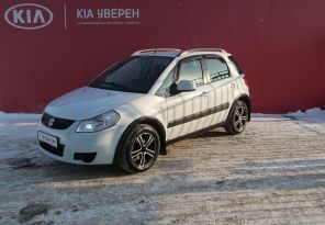 Новосибирск SX4 2012