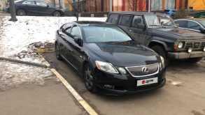 Москва Lexus GS430 2005
