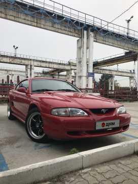 Хабаровск Mustang 1994
