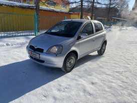 Омск Toyota Vitz 1999