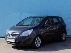 Самара Opel Meriva 2012