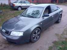 Починки A6 1997