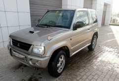 Казьминское Pajero Mini 2002